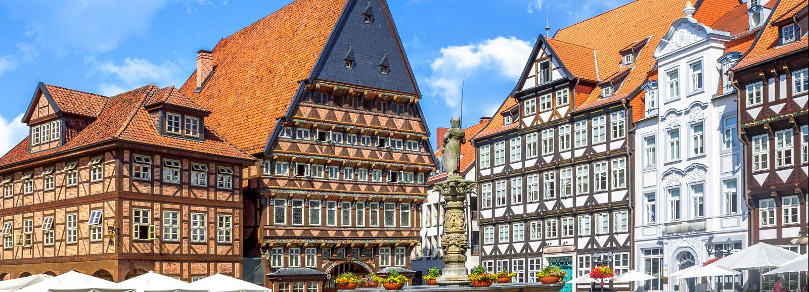 Sie möchten in Hildesheim Immobilien kaufen oder verkaufen? von Wülfing Immobilien ist Ihr starker Partner aus der Region.